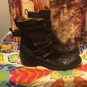Old Gringo boots 9B